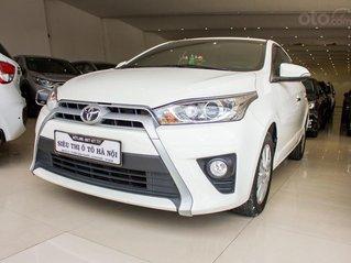 Bán Toyota Yaris năm sản xuất 2017, màu trắng