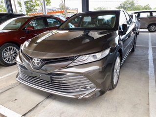 Bán Toyota Camry 2.5Q màu nâu nhập Thái giao ngay