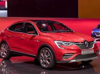 Renault Arkana 2020 - chiếc SUV Coupe dưới 1 tỷ duy nhất tại Việt Nam