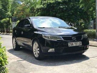 Bán Kia Cerato năm sản xuất 2011, màu đen, nhập khẩu chính chủ, giá chỉ 395 triệu