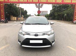 Toyota Vios 1.5E cuối 2014, số tay, chính chủ, không lỗi nhỏ - nói không với taxi Uber Grab thải - xe chất lượng