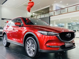 Bán Mazda CX-5 2020 giá sập sàn - ưu đãi đặc biệt lên đến 120tr tháng 8/2020
