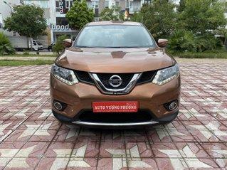 Xe Nissan X trail sản xuất 2016, màu nâu còn mới giá 665 triệu đồng