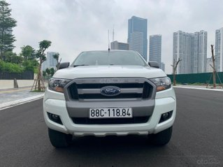 Bán ô tô Ford Ranger sản xuất 2017, màu trắng chỉnh chủ giá chỉ 575 triệu đồng