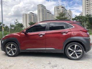 [Xe gia đình] Hyundai Kona 2018 bản Turbo 1.6 full - cửa nóc - Mới 95% - Cam kết trên văn bản - Bao test toàn quốc