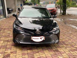 Bán Toyota Camry 2.0G 2019, màu đen, xe nhập