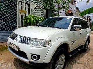 Cần bán gấp Mitsubishi Pajero Sport đời 2014, màu trắng, nhập khẩu nguyên chiếc chính chủ