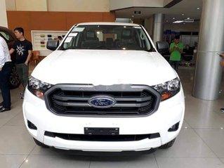 Bán Ford Ranger sản xuất 2020, màu trắng, xe nhập, giá tốt