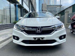 Bán xe Honda City sản xuất 2018, màu trắng còn mới