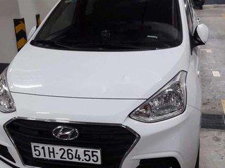 Bán Hyundai Grand i10 2020, màu trắng ít sử dụng