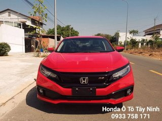 Bán Honda Civic đời 2019, màu đỏ, nhập khẩu