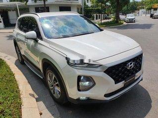 Cần bán xe Hyundai Santa Fe 2019, màu trắng