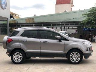 Bán Ford EcoSport 1.5 Titanium 2014, màu xám còn mới