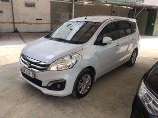Bán Suzuki Ertiga AT đời 2017, màu bạc, nhập khẩu xe gia đình