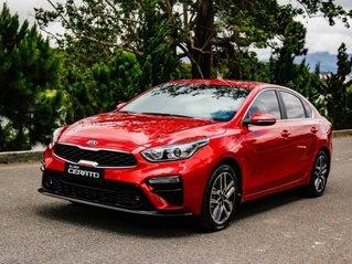 Bán ô tô Kia Cerato 1.6 AT Deluxe năm sản xuất 2020, màu đỏ, giá tốt