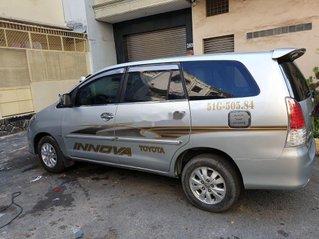 Bán xe Toyota Innova sản xuất năm 2010, màu bạc còn mới