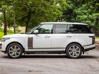 Bán LandRover Range Rover Autobiography đời 2014, màu trắng, nhập khẩu