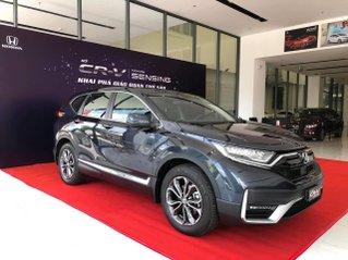 Honda CRV 2021 Biên Hoà Đồng Nai, bản 1.5G, giá 1 tỷ048tr, khuyến mãi hấp dẫn xe đủ màu giao ngay, hỗ trợ NH 80%