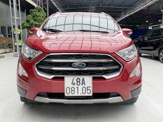 Bán xe Ford EcoSport năm 2019, màu đỏ