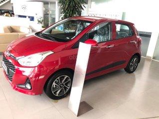 Hyundai Grand i10 Hatchback AT 2020, giảm 50% lệ phí trước bạ, hỗ trợ trả góp 85%, khuyến mãi hấp dẫn