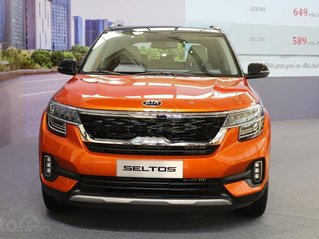 Kia Quảng Ninh - Kia Seltos - ký đặt xe để lấy xe sớm nhất trong tháng 10/2020