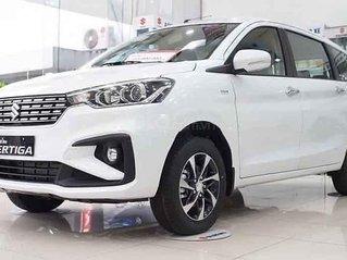 Bán Suzuki Ertiga sản xuất 2020, màu trắng, xe nhập