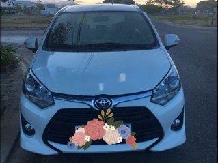 Bán Toyota Wigo đời 2018, màu trắng, nhập khẩu còn mới