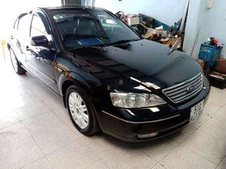 Bán Ford Mondeo 2004, màu đen còn mới