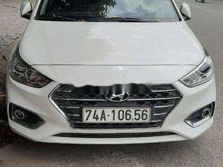 Bán ô tô Hyundai Accent sản xuất 2019, màu trắng còn mới