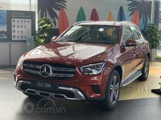 Mercedes-Benz GLC 200 2020 giá tốt nhất, giảm ngay 50% thuế trước bạ, tặng 1 năm bảo hiểm thân vỏ, 2 năm bảo dưỡng