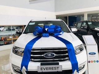 Ford Everest Titanium 2020, giá tốt nhất tháng 10, nhận xe ngay