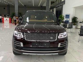 Bán Range Rover SV Autobiography L 3.0. màu cherry siêu đẹp, sản xuất 2020, xe giao ngay