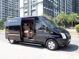 Bán xe Ford Transit đời 2020, màu đen