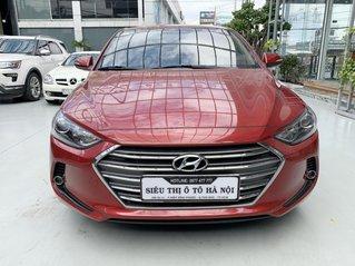 Bán xe Hyundai Elantra năm sản xuất 2018, màu đỏ, xe bao đẹp