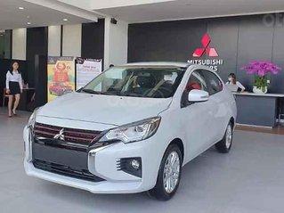 Bán Mitsubishi Attrage 1.2 CVT năm sản xuất 2020, màu trắng, xe nhập