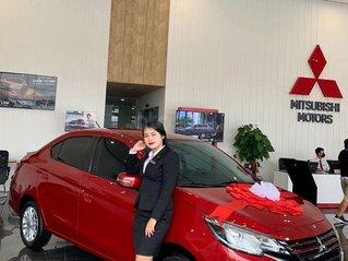 Bán xe Mitsubishi Attrage 2020, nhập khẩu