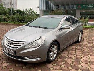 Bán Hyundai Sonata sản xuất 2009, màu xám, nhập khẩu