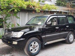 Bán Toyota Land Cruiser sản xuất năm 2003, màu đen