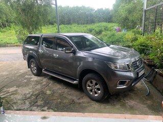 Cần bán Nissan Navara năm 2017, màu xám, xe nhập