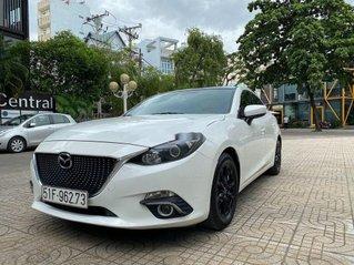 Cần bán gấp Mazda 3 2016, màu trắng còn mới