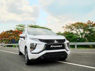 Sở hữu Mitsubishi Xpander chỉ với 164tr -  tặng 50% trước bạ, tặng bảo hiểm vật chất - bảo hiểm vật chất - km tiền mặt
