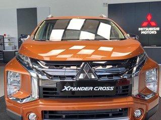 Mitsubishi Xpander Cross chỉ 220tr nhận xe ngay - giảm trực tiếp tiền mặt - tặng BHVC - vay lãi suất cực ưu đãi
