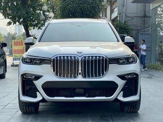 Cần bán xe BMW X7 M-Sport màu trắng, sản xuất 2020 mới 100% tại TP Hồ Chí Minh