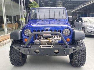 Cần bán Jeep Wrangler sản xuất 2008