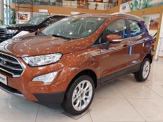 Ford EcoSport 2021 giảm giá sốc tháng cuối năm cực hot, khuyến mãi bảo hiểm thân vỏ, phim cách nhiệt, trải sàn
