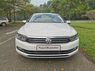 Giá xe Volkswagen Passat Bluemotion màu trắng 2020 - mới cập cảng - giao xe ngay - giảm giá 177.600.000