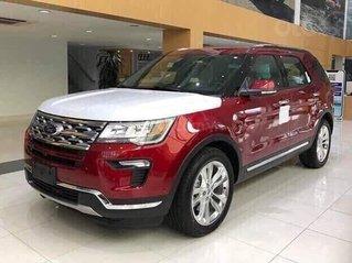 Ford Explorer Limited, giá sốc, dịch vụ tốt, sẵn xe, giao ngay gói ưu đãi lớn 300 triệu cùng nhiều phần quà hấp dẫn
