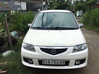 Bán ô tô Mazda Premacy sản xuất năm 2003, màu trắng xe gia đình, giá tốt