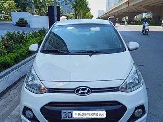 Bán xe Hyundai Grand i10 đời 2015, màu trắng, nhập khẩu