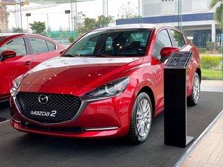 Mazda Giải Phóng cần bán xe Mazda 2 Luxury 2020, màu đỏ, xe nhập